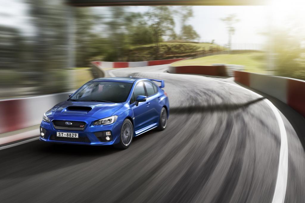 Der neue Subaru WRX STI kostet ab 41.900 Euro