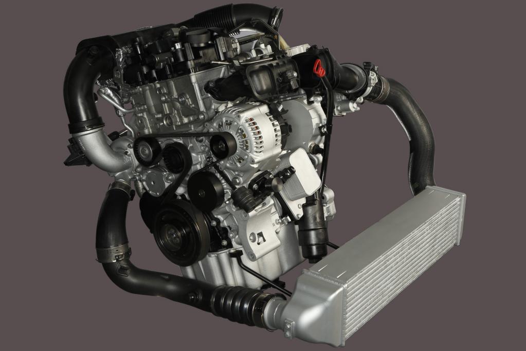 Dreizylinder fährt mit 1,5 Töpfen - Foto: BMW
