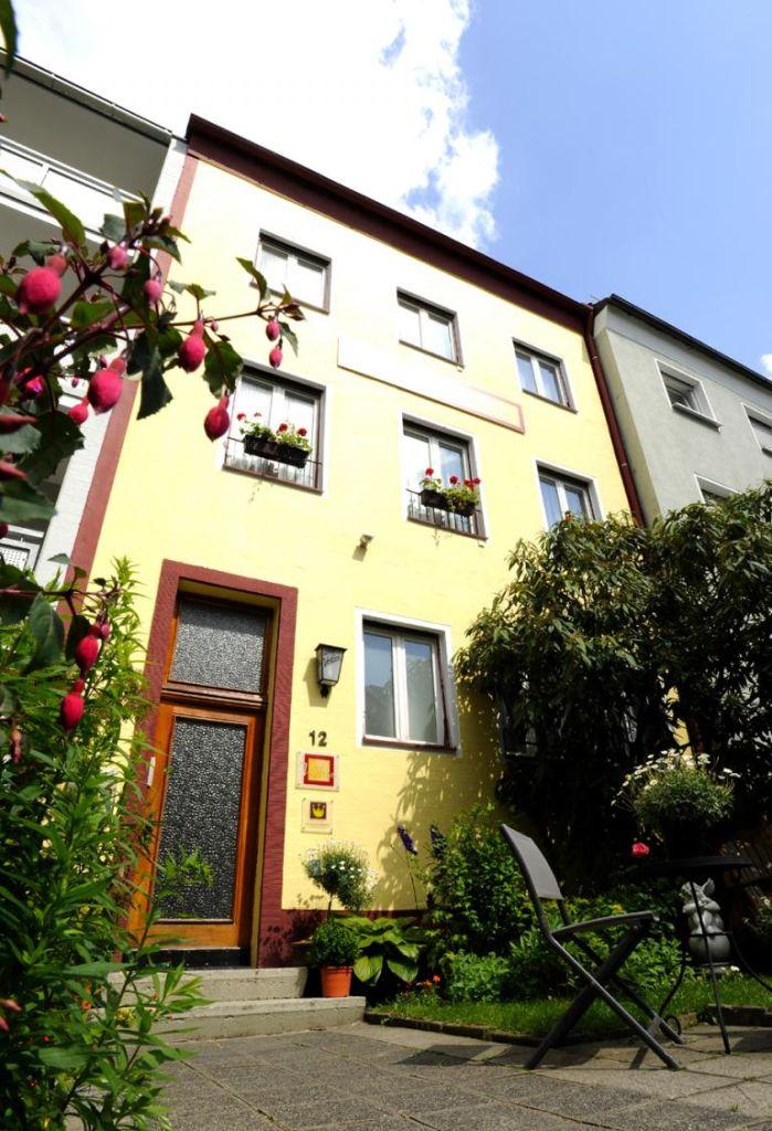 Ein Kleinod: Design-Hotel Vosteen in Nürnberg.