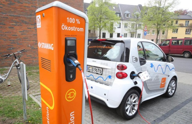 Elektrisch fahren für Strom-Selbstversorger