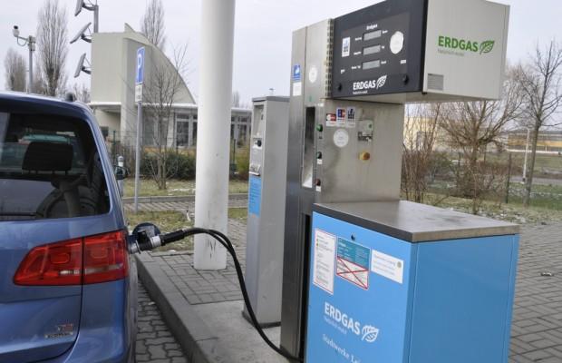 Erdgasfahrzeuge legen um 20 Prozent zu