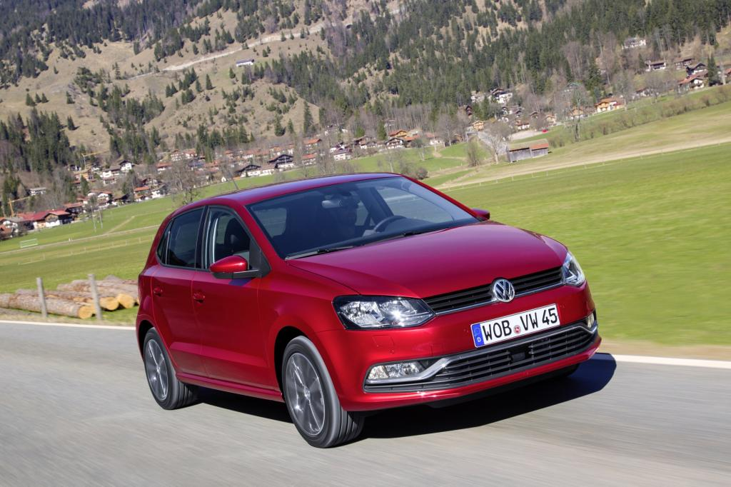 Erste Fahrt im neuen VW Polo - Generation Golf