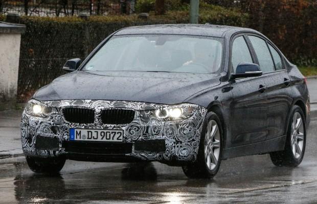 Erwischt: Erlkönig BMW 3er Facelift - Der Druck wächst