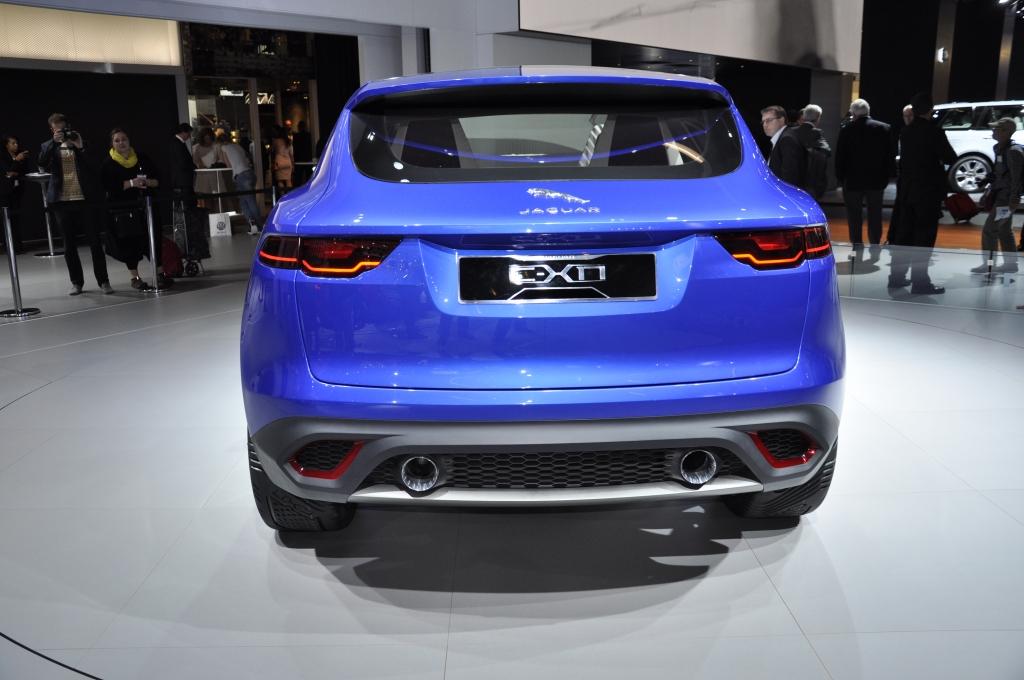 Erwischt: Erlkönig Jaguar SUV - Jaguar-Angriff auf Porsche-Tiger