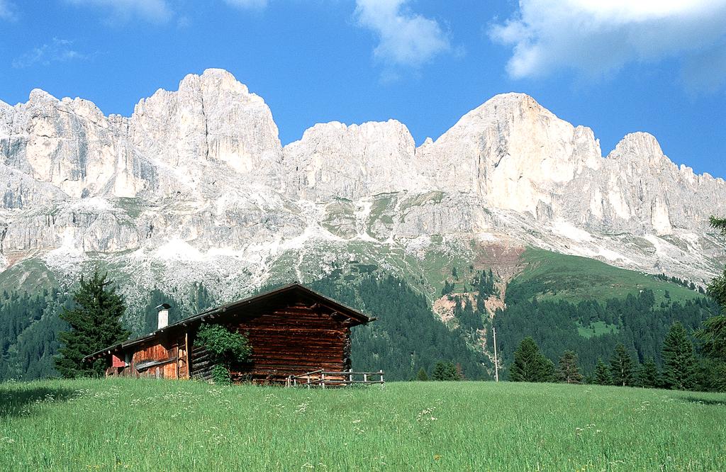 Fantastische Bergwelt: Auch als Weinbaugebiet genießt Südtirol inzwischen einen sehr guten Ruf.