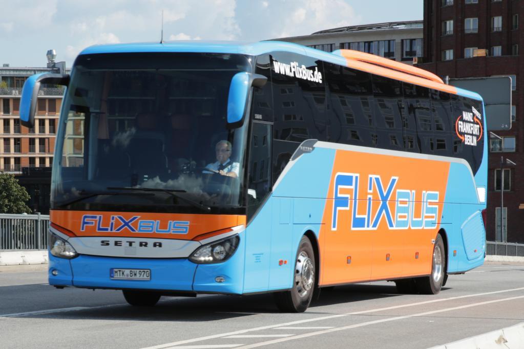 Fernbusse: An Ostern bis zu 75 Prozent sparen