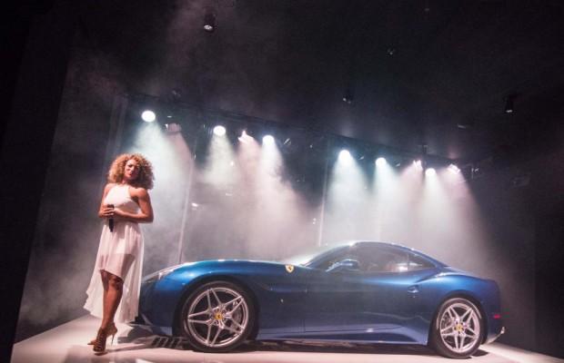 Ferrari: California T zieht um die Häuser