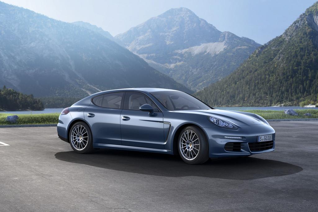 Firmenautos des Jahres 2014 gekürt - Foto: Porsche