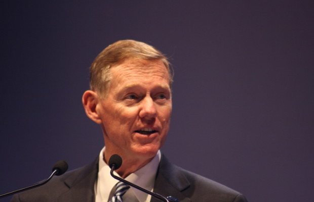 Ford-Chef Alan Mulally dementiert vorzeitigen Rückzug