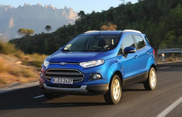 Ford Ecosport - Bis zum Sommer zum Einführungspreis
