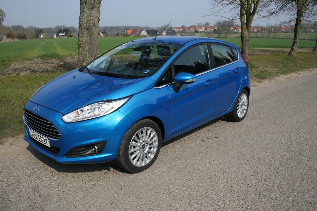 Ford Fiesta 1.0 Ecoboost Powershift: Gut kombiniert