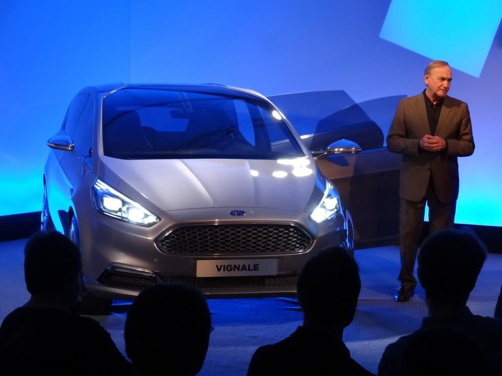 Ford-Konzept Vignale: Erfolg macht hungrig
