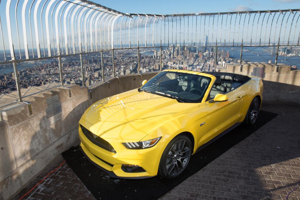 Ford-Legende: Als Steve McQueen den Mustang zähmte