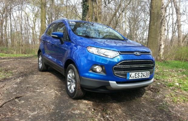 Ford Neuheiten 2014: Erster Test im Ford Ecosport