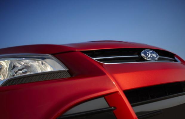 Ford startet gut ins Jahr 2014