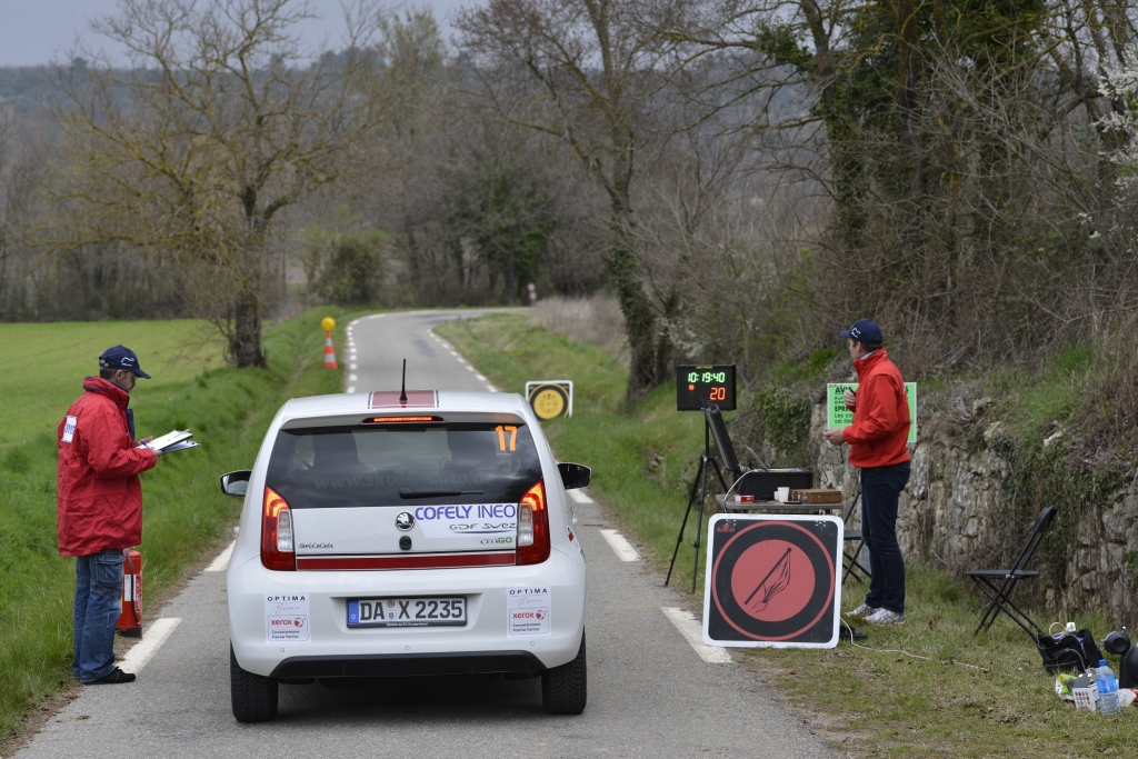 Foto © Skoda Bei schwerem Gasfuß muss der tschechische Zwerg nach rund 300 Kilometern wieder an die Zapfsäule