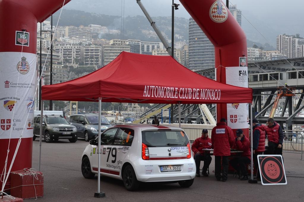 Foto © Skoda Skoda hat seinen Citigo mit Erdgas-Antrieb ins Rennen geschickt.