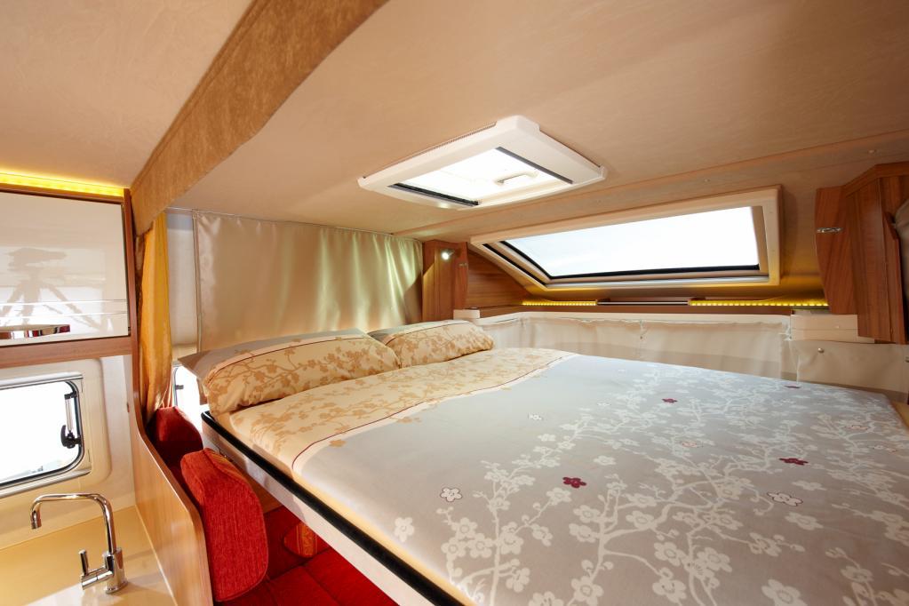 Frischzellenkur für Wohnmobil und Caravan - Eura