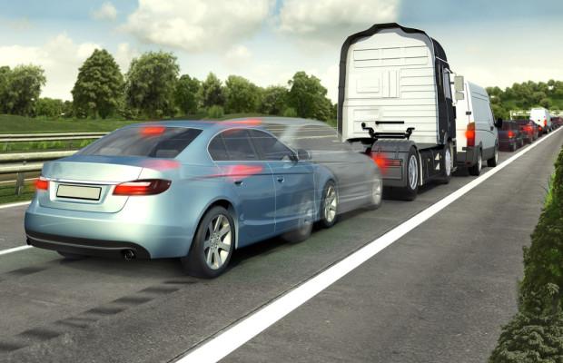 GTÜ empfiehlt Abstandsregler und Notbremsassistent