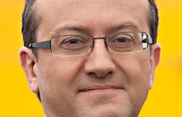 Gaudefroy Vorsitzender des Vorstands bei Renault Deutschland