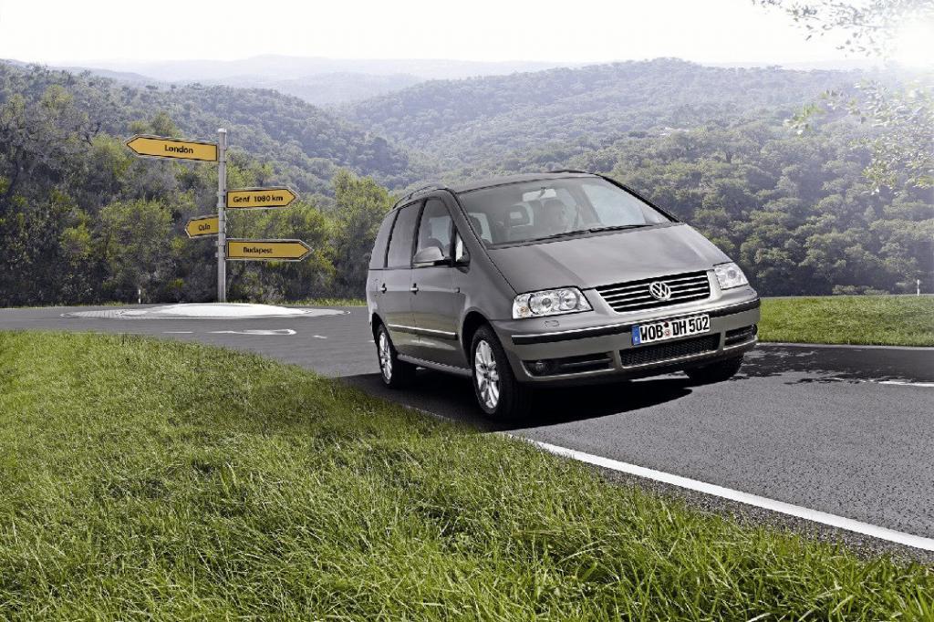 Gebrauchtwagen-Check: VW Sharan - Langes Elend