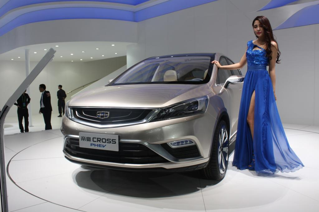 Geely Cross PHEV