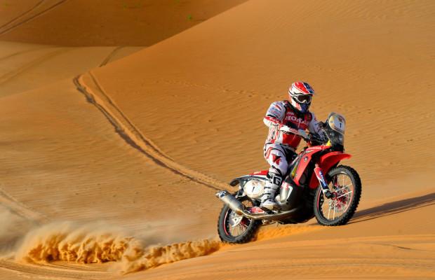 Goncalves gewinnt Desert Challenge