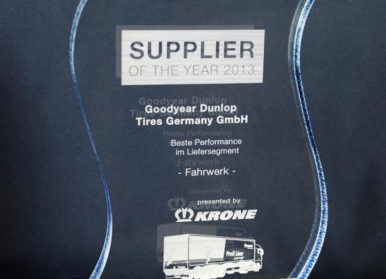 Goodyear Dunlop ist