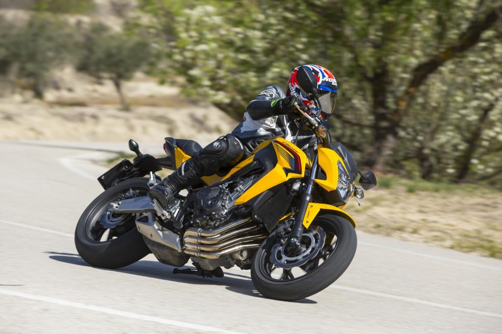Honda CB650F: Allrounder mit Streetfighter-Appeal