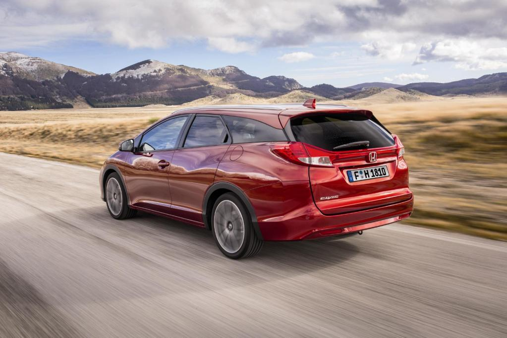 Honda Civic Tourer: