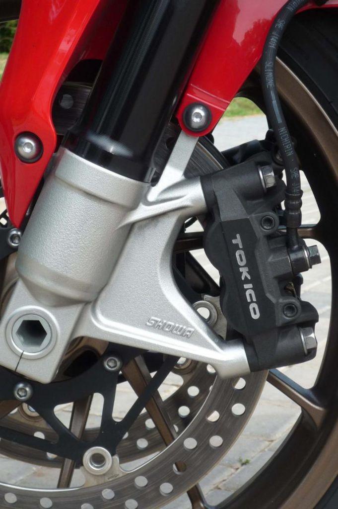 Honda VFR 800F: Hondas neuer V-Mann