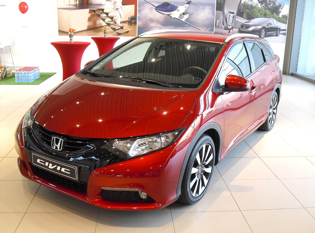 Honda setzt sich mit