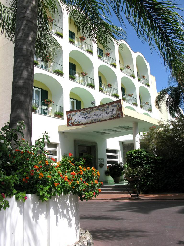 Hotels dieser Welt: Die Albergo della Regina Isabella auf Ischia