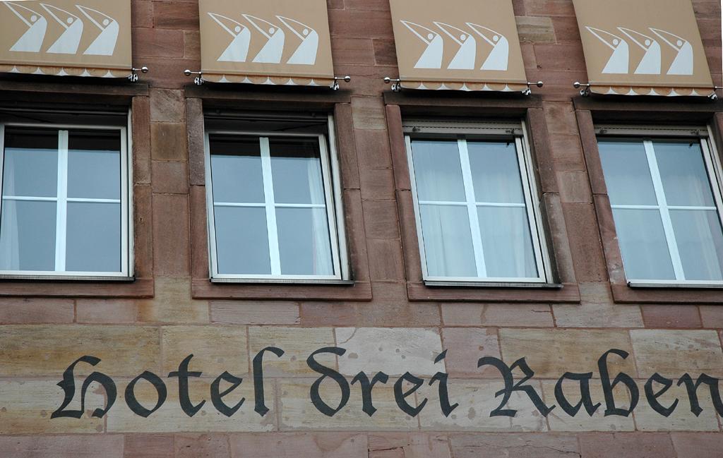 Hotels dieser Welt: Nürnberger Sagen und Mythen im