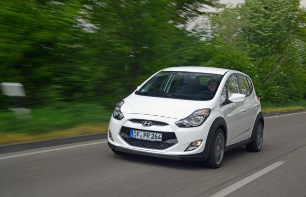 Hyundai ix20 Crossline: Sondermodell im Offroad-Look