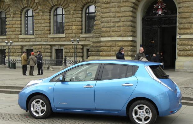 In Dänemark: Nissan Leaf für 468 Euro im Monat