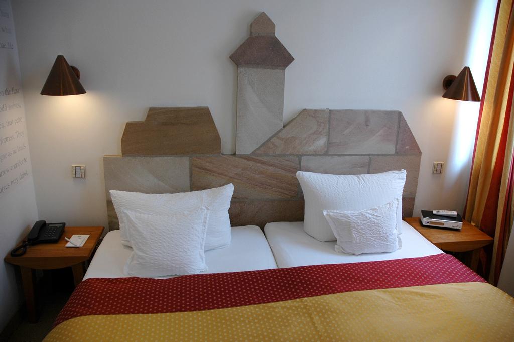 Jedes Zimmer, jede Suite erzählt eine andere Geschichte.