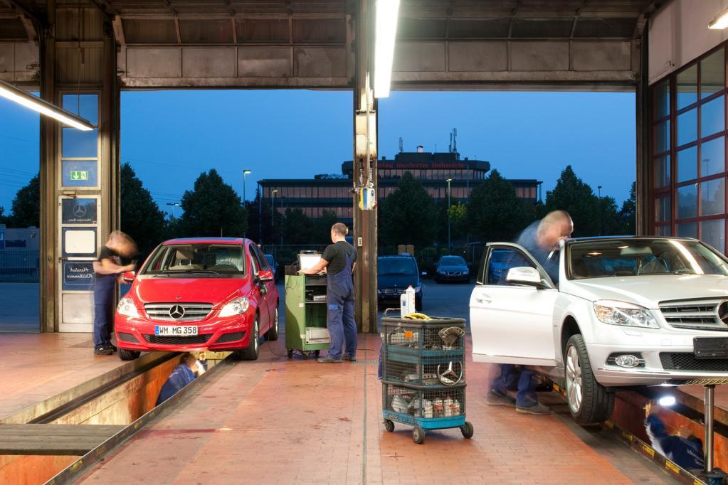 Junge Talente im Automobilbereich gesucht - Bild(3): ADAC