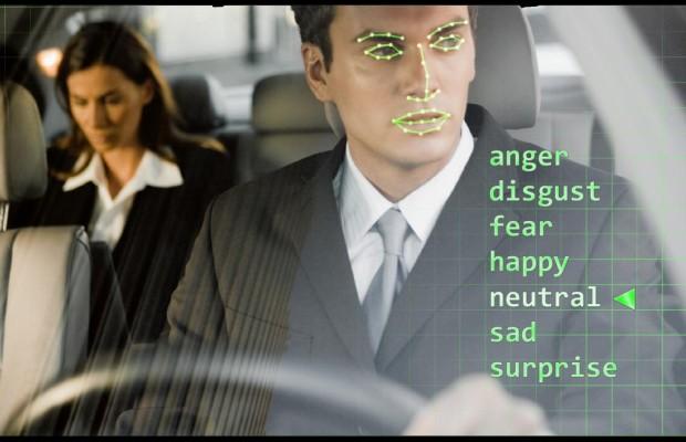 Kamera erkennt wütende Autofahrer