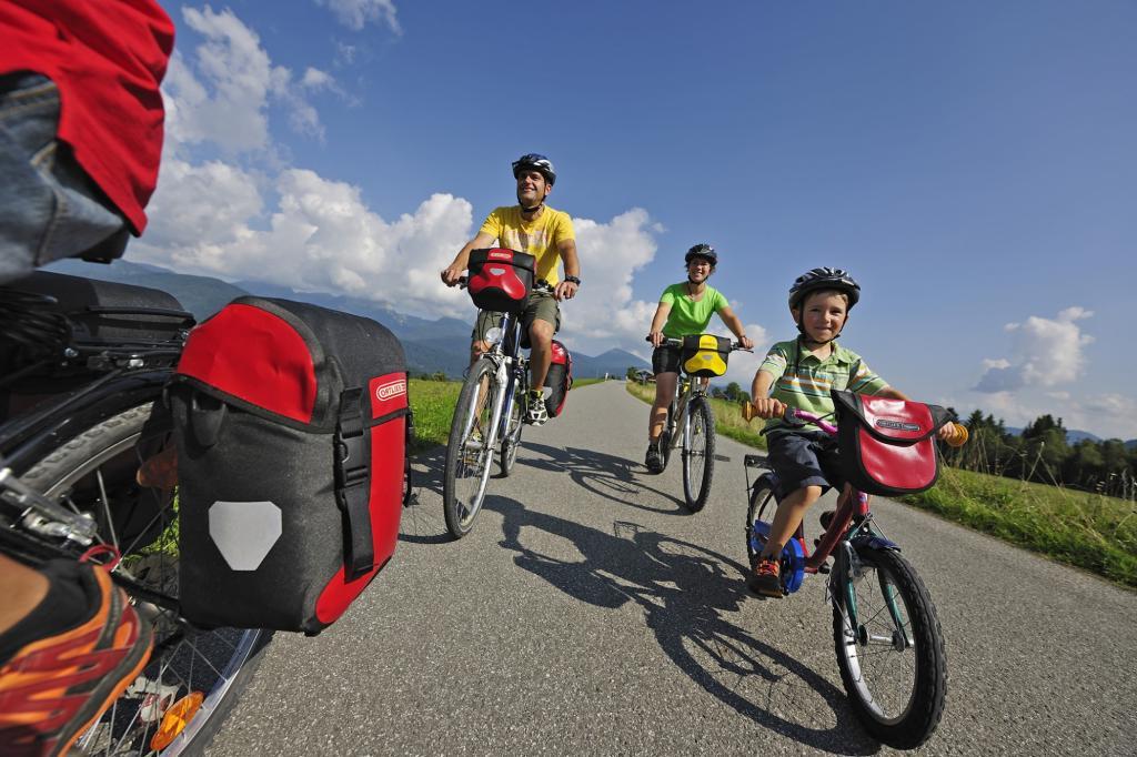 Kinderräder - Sicherheit für den Nachwuchs