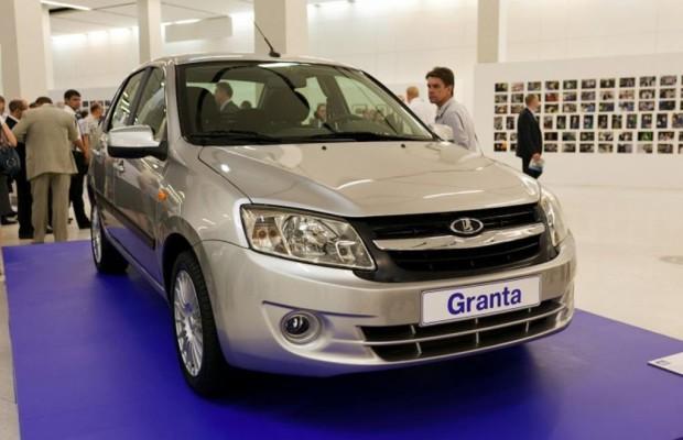 Lada Granta: König der Verkaufs-Zwerge