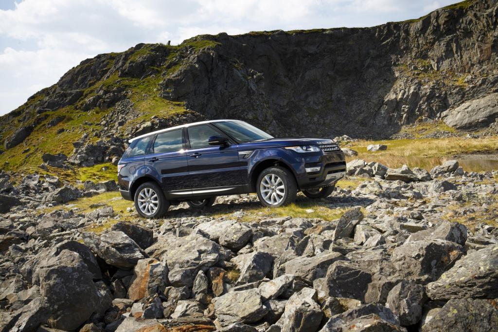 Land Rover ist dafür bekannt, nicht nur irgendwelche SUV zu bauen.