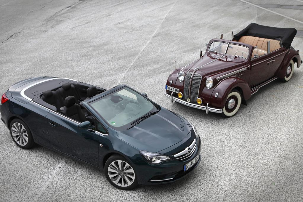 Laubfrosch, Admiral und Cascada: Die offene Opel-Welt