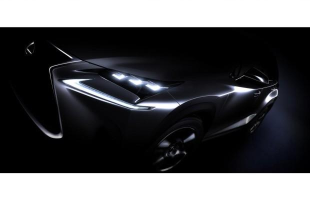 Lexus NX - Die trauen sich was