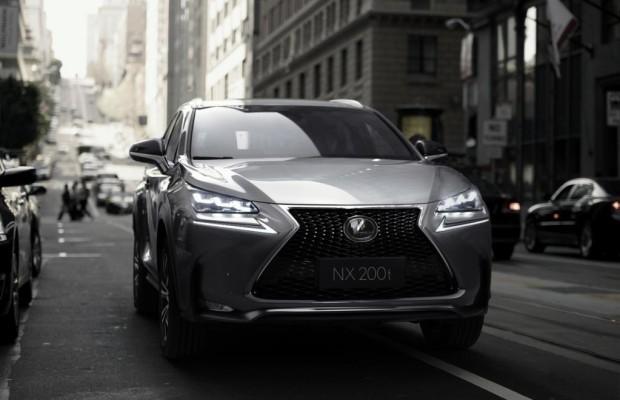 Lexus NX: Frischer Wind bei den Kompakt-SUV