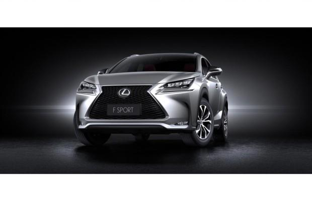 Lexus NX - Neues Japan-SUV NX zeigt Kante