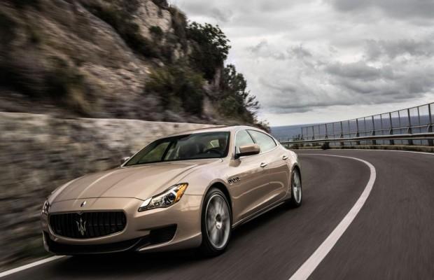 Maserati: Luxussportler spart mit Dieselpower