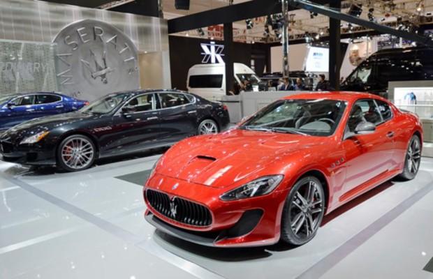 Maserati-Sondermodelle zum Geburtstag - Blaue und rote Renner