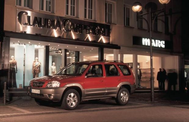 Mazda-Rückruf: Rostende Rahmenteile