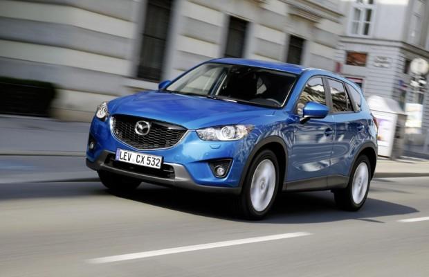 Mazda macht Modelle munter mit Skyactiv